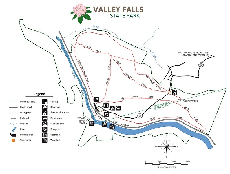 Valley Falls State Park