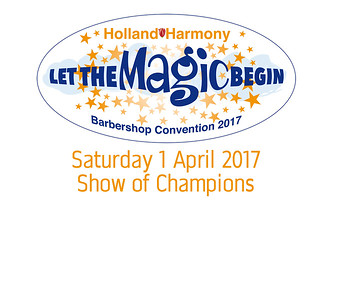 2017-0401 HH Convention - Saturday Show
