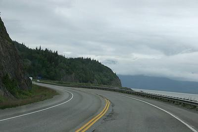 7/8/06 - Anchorage, AK to Seward, AK