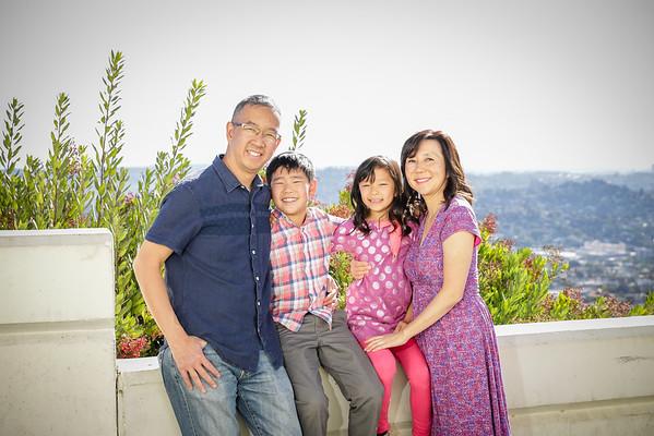 THE SAN FAMILY
