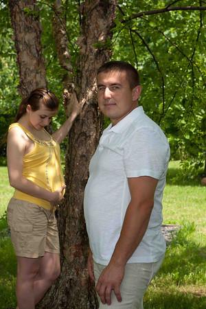 Iryna and John