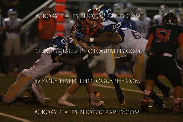 Varsity-Oak Grove vs Center 9-7-18
