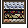 2018-03-03 Williams College Museum Caper V(10) Stain Glass Window