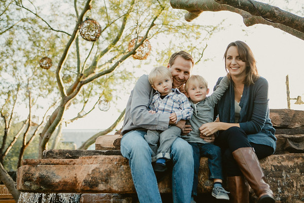 The Gordon Family | Mini Session