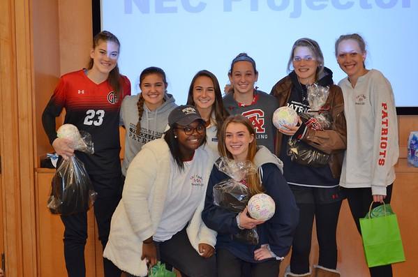 Varsity Girls Soccer: GA/ PC Day Game