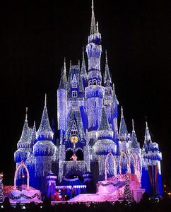 Disney Parks Holiday Photos