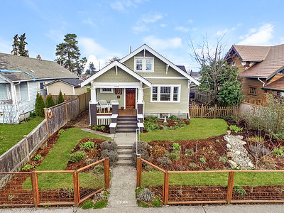 2325 S Grant Ave, Tacoma