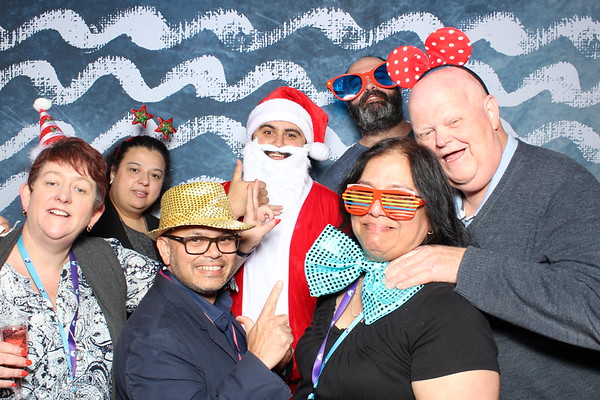 Telstra CCR Christmas Party