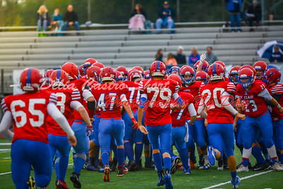Marysville Vikings Vs St. Clair Saints