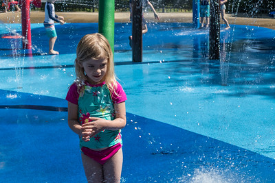 Plymouth Township Park with thekids -- June 15, 2018
