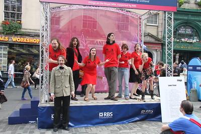 Edinburgh Festival 2010