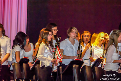 12-22-2009 Norwin Middle School Band