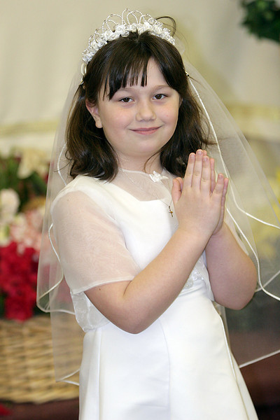First Holy Communion 2008