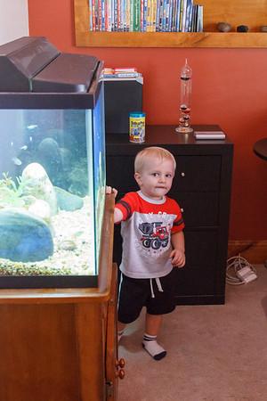 2017 Kuhn Family visit