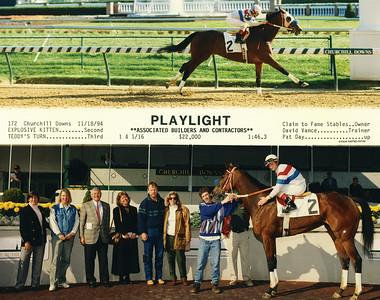 PLAYLIGHT - 11/18/1994