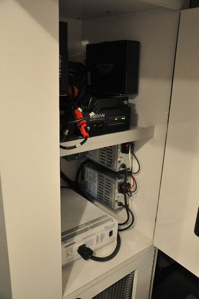 Another view of the electrical cabinet