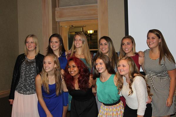 2013 Tennis Banquet!