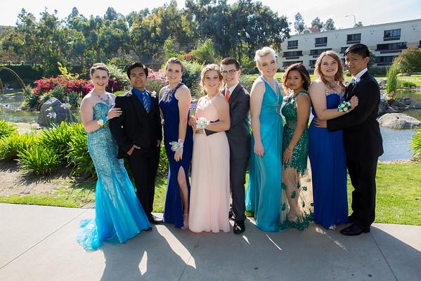 Mt Carmel Prom 2015