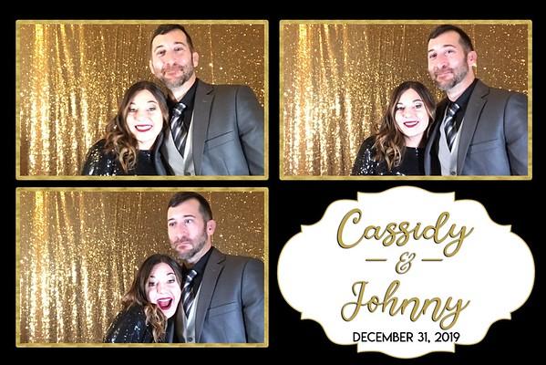 Cassidy & Johnny's Wedding (12/31/19)