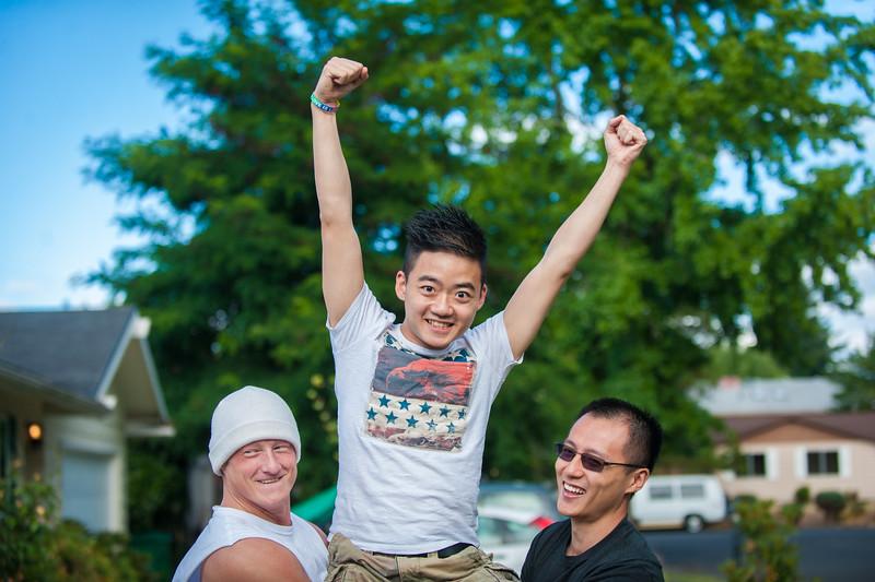 July 4th Festivities. July 4, 2016. Photo by Ian Billings