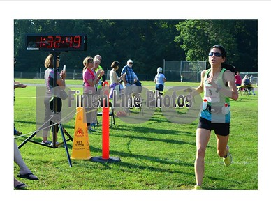 2015 BHBT - MDI YMCA Annual Half Marathon - Finish Line