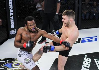 Ben Pierre-Saint vs Derrick Mandell