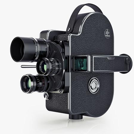 Paillard-Bolex H-16 Camera