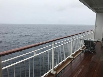 THE WORLD at Sea