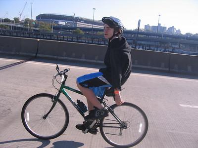 2007 NYC MS Bike Ride