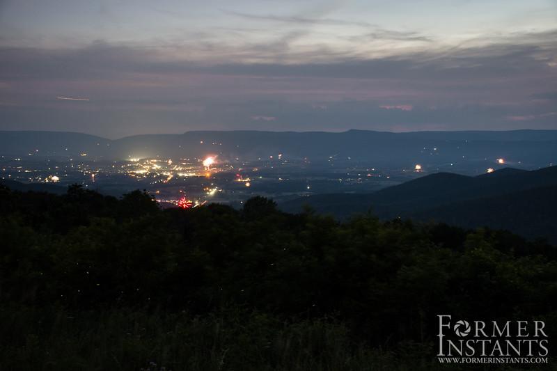 Fireworks & Fireflies