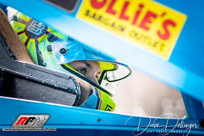 Lincoln Speedway - 3/16/19 - David Dellinger