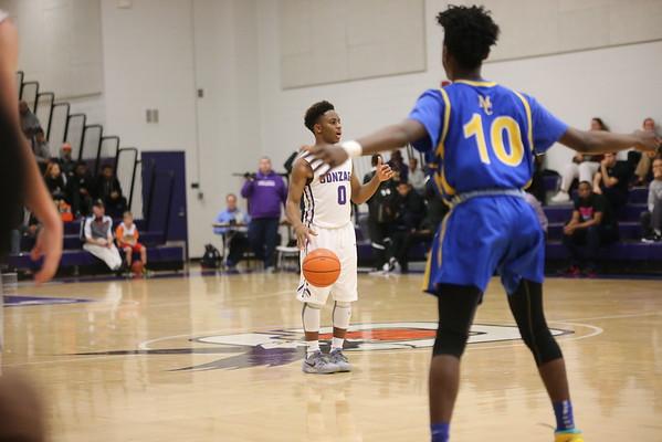 Boys Basketball: Gonzaga vs. Mt. Carmel