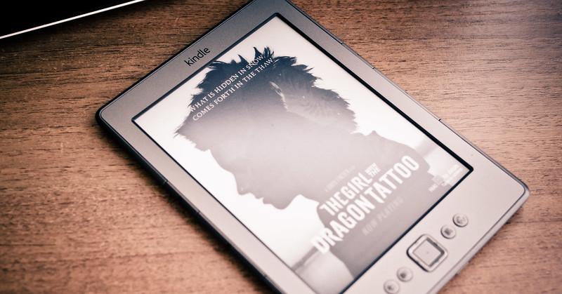 Amazon Kindle 4 WiFi