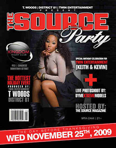 THE SOURACE PARTY NOV 25, 2009