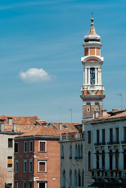 Chiesa S.S. Apostoli tower