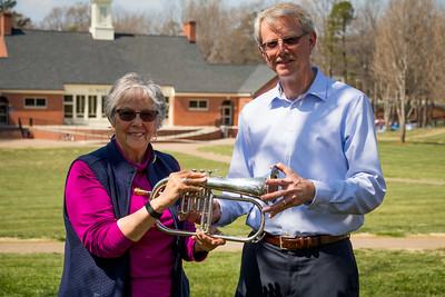 Trumpet Donation