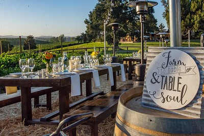 20180921 K Syrah Dinner on the Farm