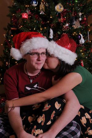 Scott and Amanda