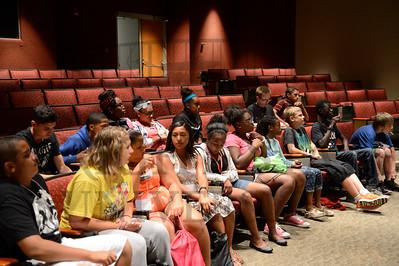 13919 Dayton Mayor Nan Whaley speaks to STEPP students 6-25-14