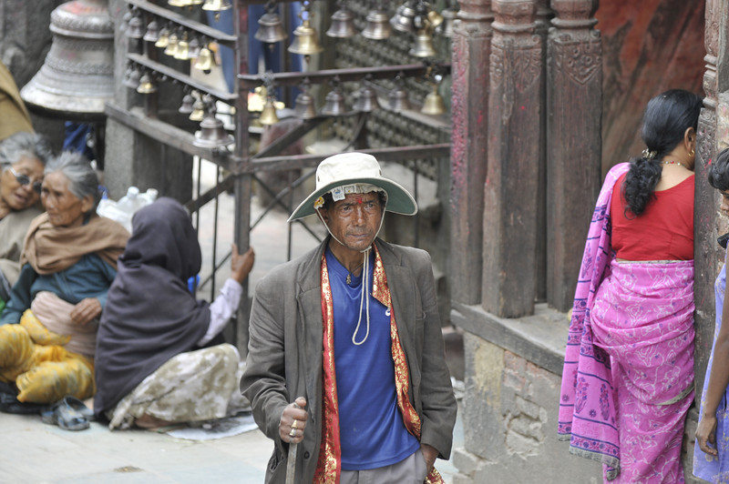 080523 3220 Nepal - Kathmandu - Temples and Local People _E _I ~R ~L.JPG
