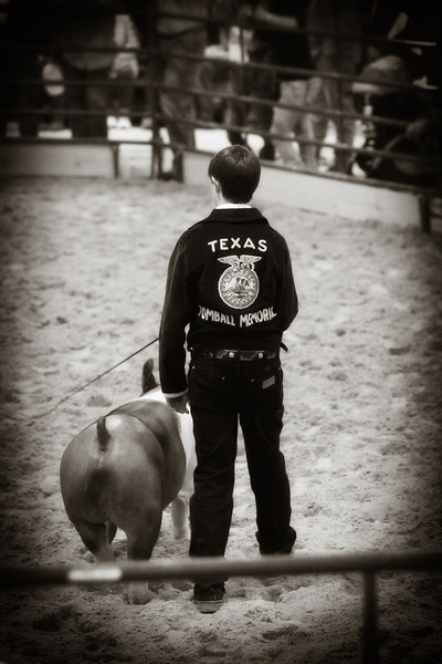 Tomball FFA Ag Show 2012