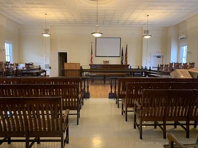 Goshen Courtroom