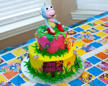 Chloe's 2nd Birthday Party