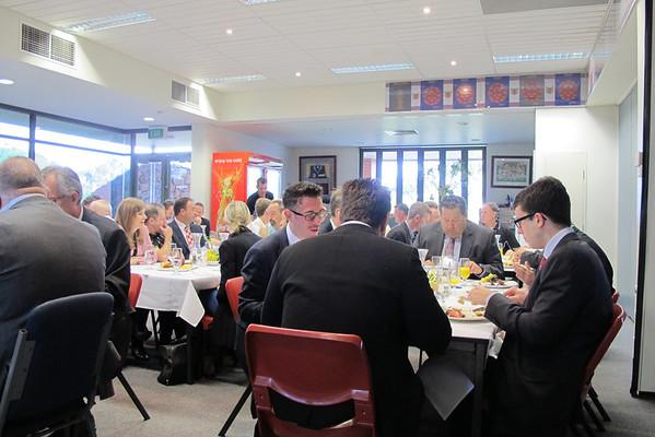 Business Breakfast 2013