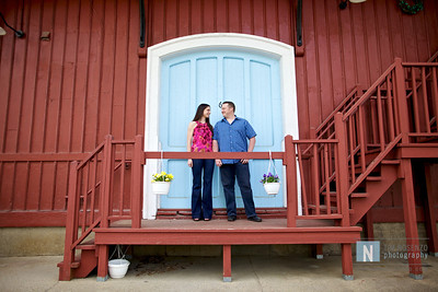 Tonia + Justin :: Engagement :: Kent, CT