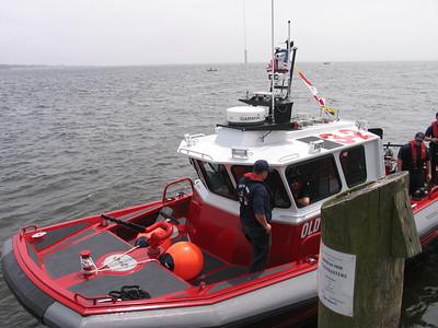 5/23/2010 Christening of Fire Boat Gordon B. Smith