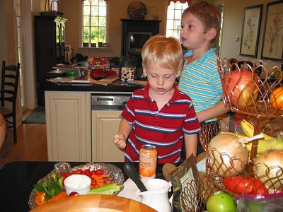 Thanksgiving 2005, Florida