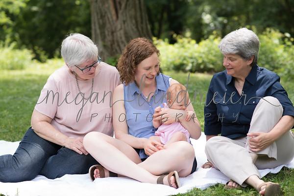 Extended Family at Bon Air