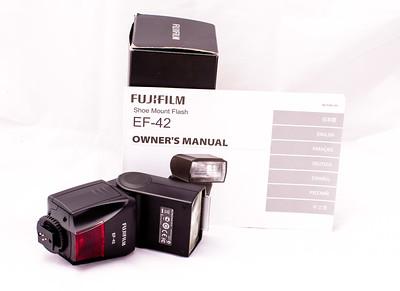 Fuji EF-42 TTL Flash