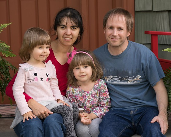 Chris Kurth Family
